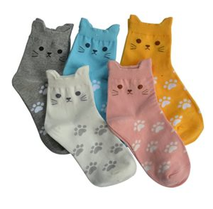 cute cat socks, cat face, cat novelty socks, women's cat socks, Fun socks, Cotton socks, Cat Socks, cat Gift Socks, giftable cat socks,