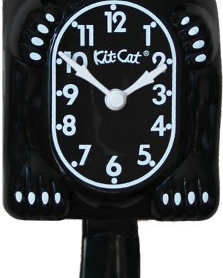 made in america, since 1932, kit cat klock, classic black, red, blue, green, white, cat clock, home decor, cat decor, black cat